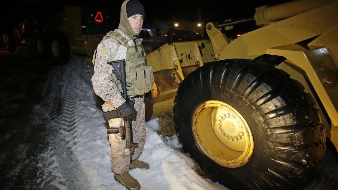FBI moves in on last of Malheur Refuge occupiers