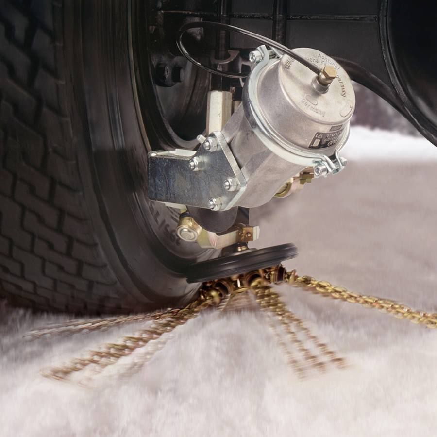 All Weather Tire >> School buses equipped with Onspot chains | Local News ...
