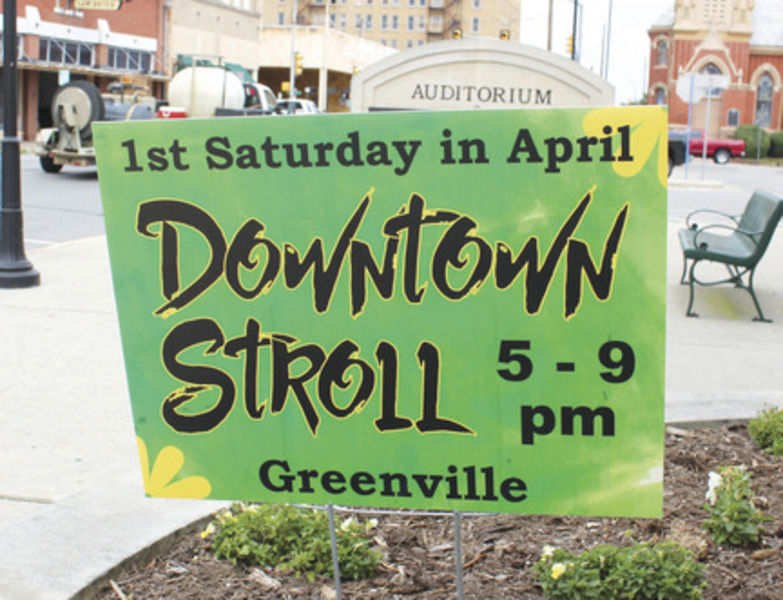 'Downtown Stroll' set