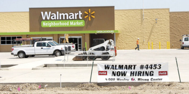 Two stores preparing to open hiring workers news for What grocery stores are open today