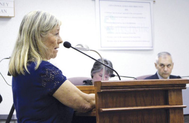 Council hears arguments