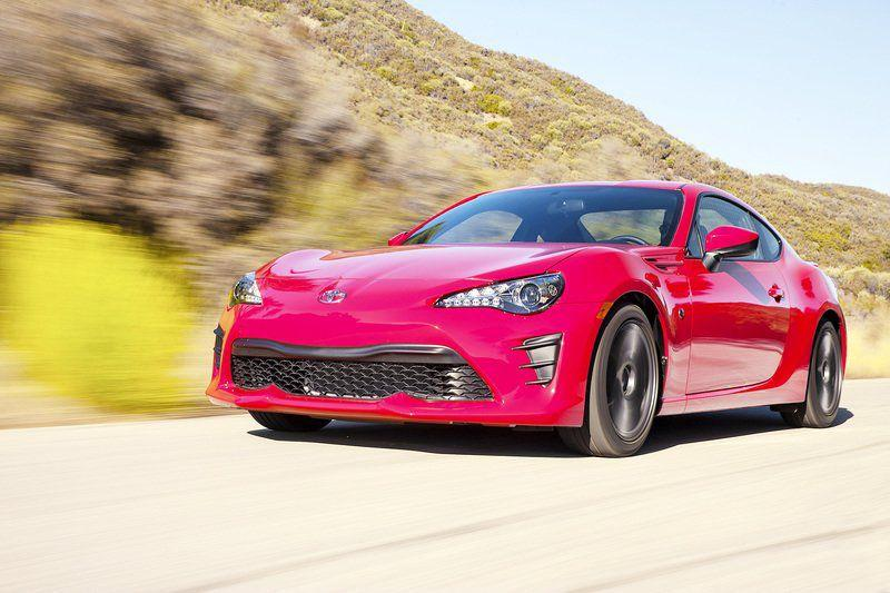 Auto review: Toyota 86 is new name, old excitement