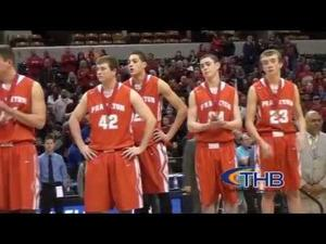 Frankton falls short in Class 2A state championship
