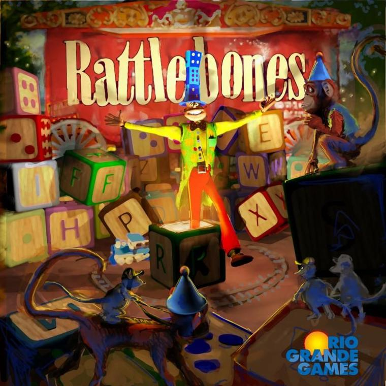 The Rattlebones Thunderblood Records