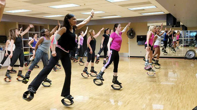 Kangoo Jump Offers Challenging Yet Doable Workouts