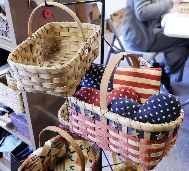 Basket Weaving Supplies Coupon : Weaving in life times heraldbulletin