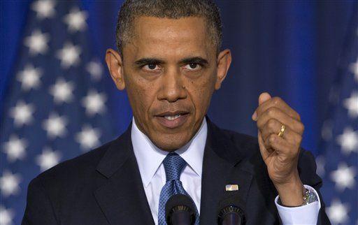 Obama: Mistrust Of Police Corroding American Society