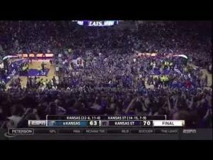 Kansas St Chaos Court Rush Kansas