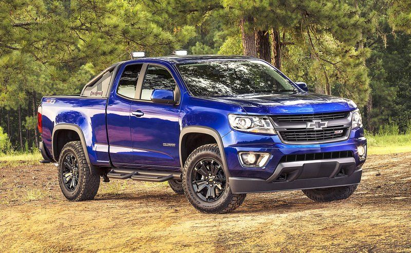 Auto review: Chevy's mid-size truck goes diesel | Opinion ...