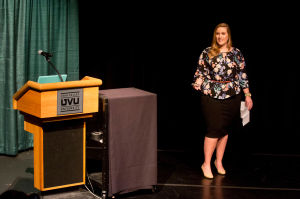 Photos: Sisters redefine beauty during UVU conference