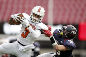 Photos: Timpview beats Woods Cross in state semifinals