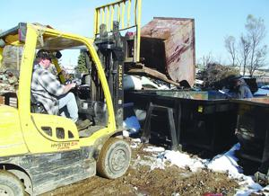 Fresh cause for old-fashioned scrap drive