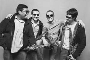 Barkada Quartet showcases saxophone's versatility