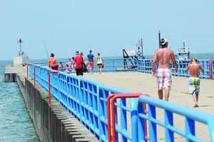 Citizens cool to pier-jumping ordinance