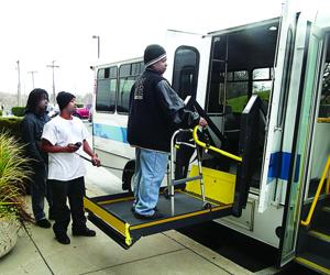 More riders, fewer dollars