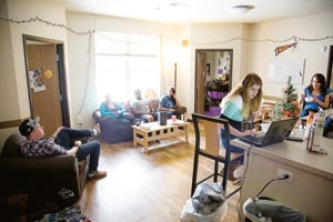 Dorms becoming norm for community colleges