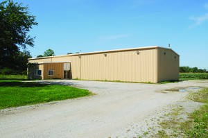 Crematorium being built in benton twp the herald for Metal buildings made into homes