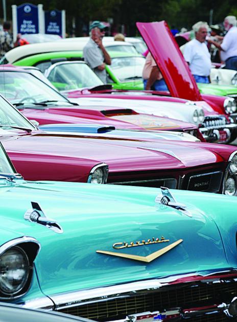 Downtown Stevensville Car Show