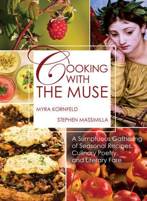 Book combines poetry, prose and food