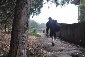 Fence plans separate HMB neighborhood