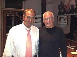 Boehner comes to HMB