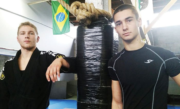 Raul Castillo Mma Coastside trio elevate...