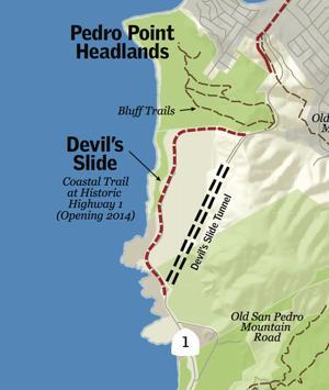 Devil's Slide Park
