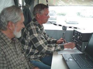 Dennis Paull and George Tucker