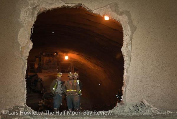 Caltrans sees light at end of tunnel