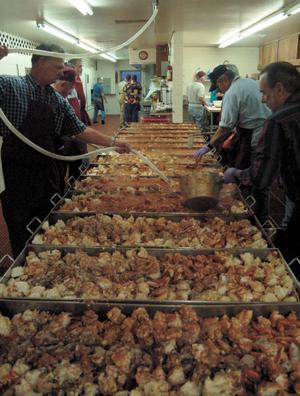 Crab season debuts at I.D.E.S. cioppino feed