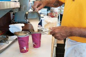 Recession grinds down coffee sales
