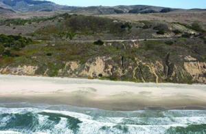 Tunitas Creek beach