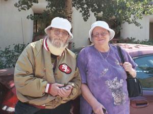 Charles Hersh and Linda Hersh