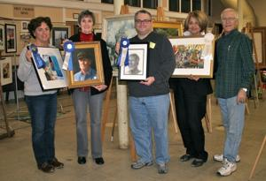 The Woburn Guild of Artist