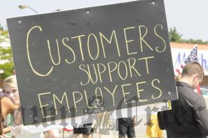 Customers Support Employees