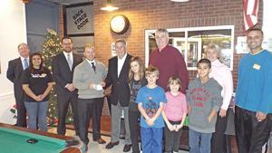 - Winning Home Inc. donation benefits Boys &Girls Club