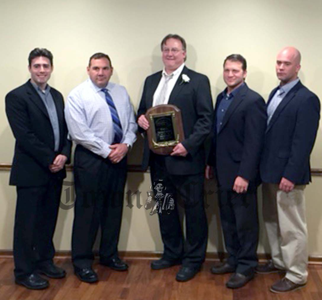 MA H.S.: Among The Best All-time In State History - Scanlon Inducted Into The Mass State Hockey Coaches Hall Of Fame