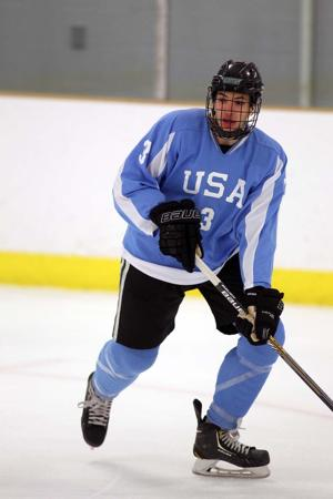 MA H.S.: Now Has Tough Decision To Make - Murphy Selected By Lumberjacks In USHL Draft