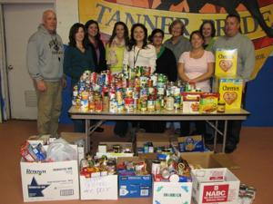 Food Drive for Social Concern