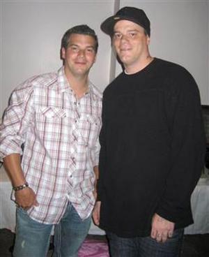 JP and Paul Norden