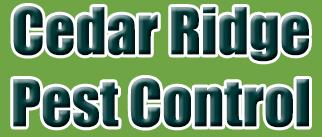Cedar Ridge Pest Control