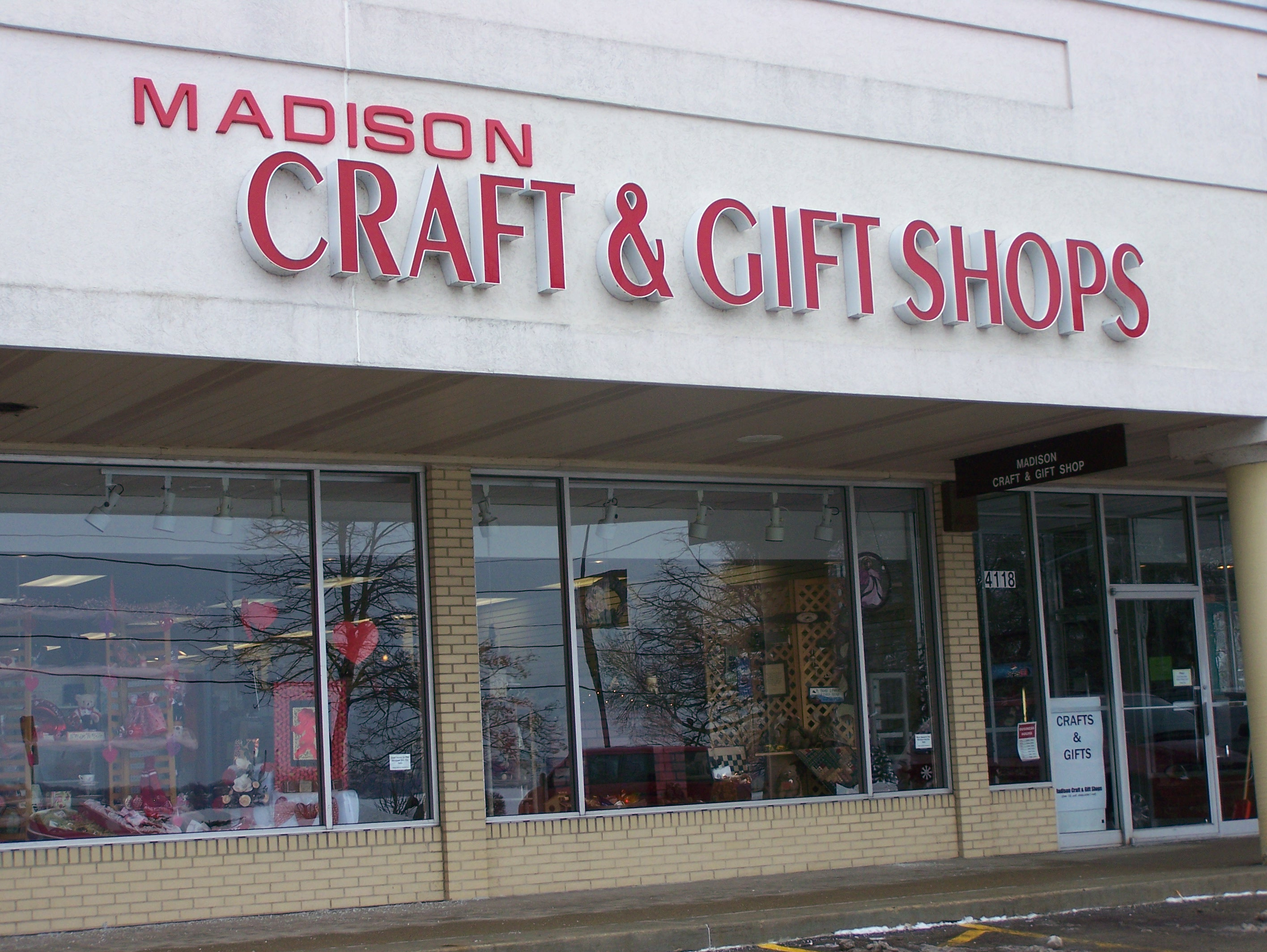 Madison Craft & Gift Shop