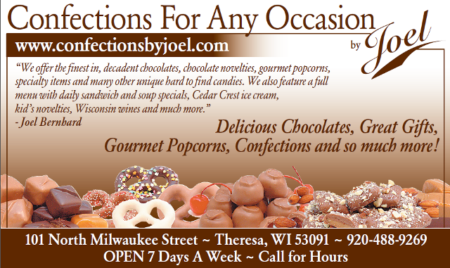 Confections For Any Occasion