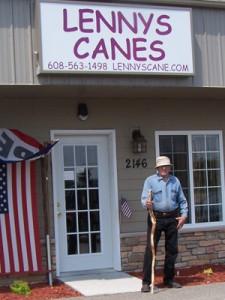 Lenny's Canes.com