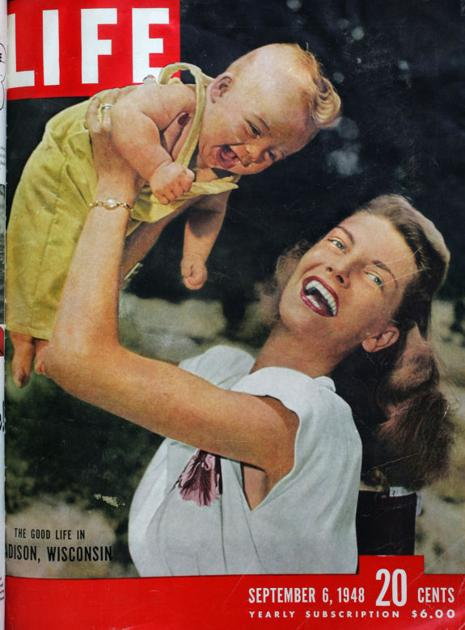 jeanne parr  subject of madison u0026 39 s famed life magazine