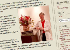 Waukesha doctor reprimanded, banned from obstetrics work
