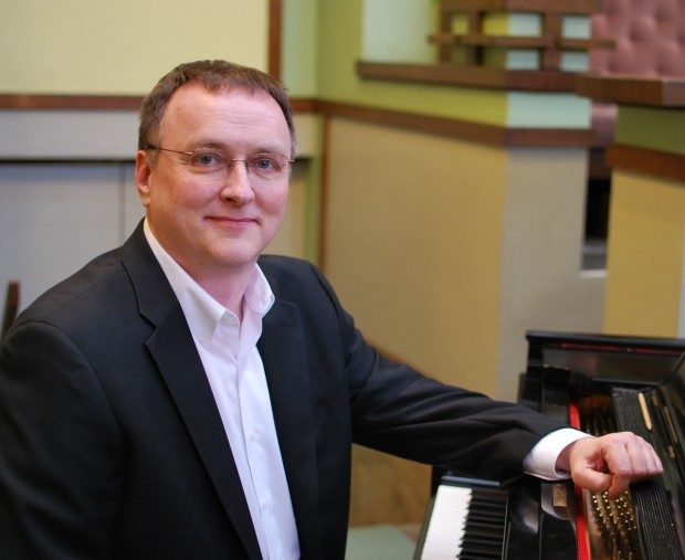 """David Patterson, producer of """"The Music of William C. Wright"""""""