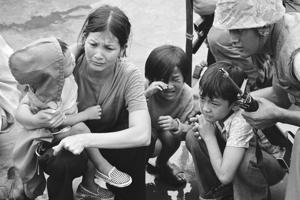 Photos:  Anniversary of end to Vietnam War