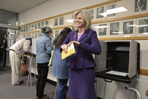 Mary Burke won't say how she plans to vote on School District budget before Monday