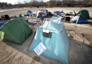 City asking campers at recently re-established 'Occupy Madison' site to leave